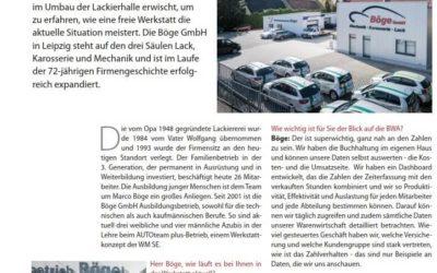 """Das Magazin """"Freie Werkstatt"""" hat uns vorgestellt"""