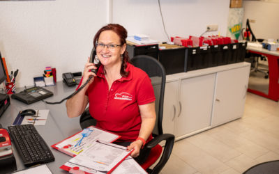Service-Assistent:in m/w/d