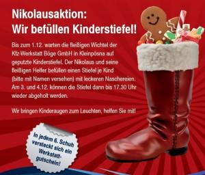 Nikolausaktion Böge GmbH
